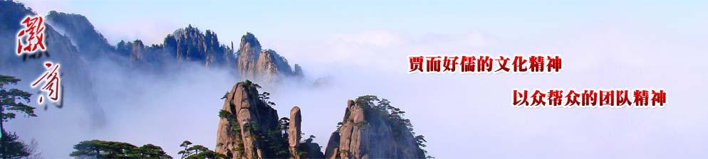 青岛皖人Banner
